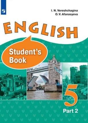 Учебник Английский язык. 5 класс. В 2 ч. Часть 2