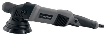 DA15 Polisher - полировальная машинка эксцентриковая Shine Systems SS676 125 мм ход 15 мм