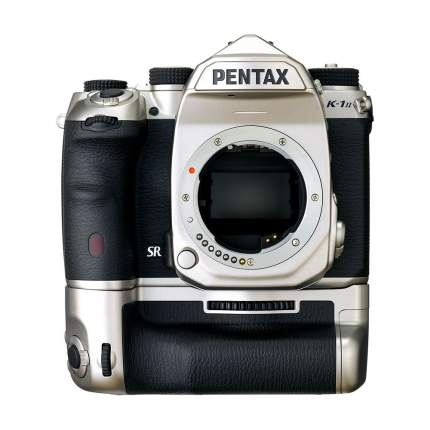 Фотоаппарат зеркальный Pentax K-1 Mark II Silver Edition