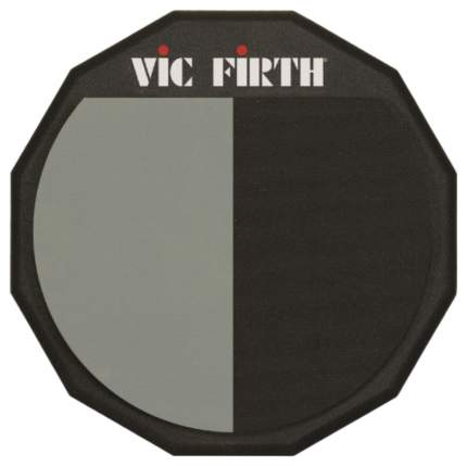 Тренировочный пэд Vic Firth Pad12 односторонний