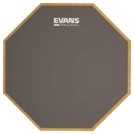 Тренировочный пэд Evans Rf12g односторонний