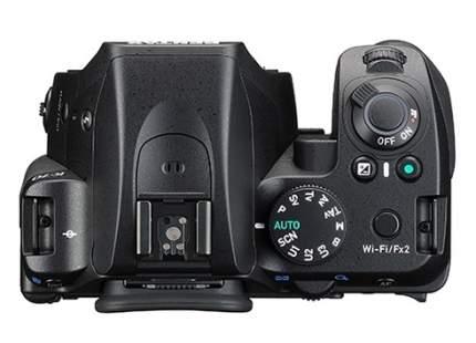 Фотоаппарат зеркальный Pentax K-70 Body Black