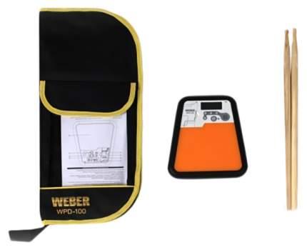 Тренировочный пэд Weber Wpd-100 электроннный с метрономом