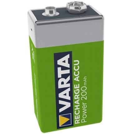Аккумуляторная батарея Varta 9V 6F22