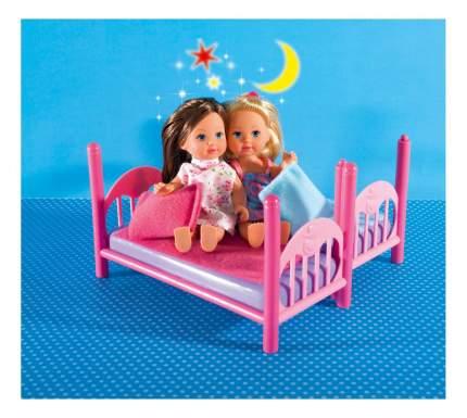 Кукла Simba Еви с кроваткой, 2 шт.