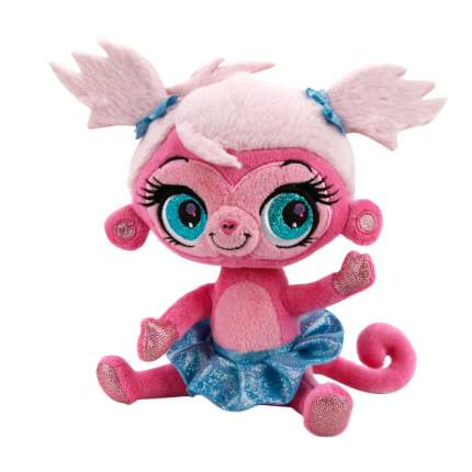 Мягкая игрушка Мульти-Пульти Обезьянка lps, озвученная 17 см