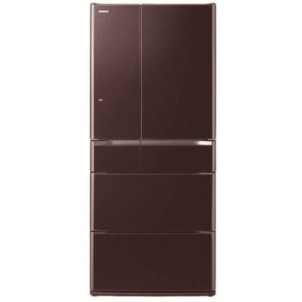 Холодильник Hitachi R-E 6800 U XT Brown
