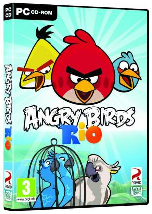 Игра для PC Angry Birds. Seasons