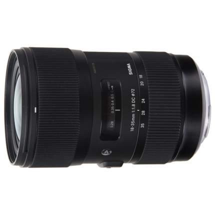 Объектив SIGMA AF 18-35mm f/1.8 DC HSM Canon EF-S