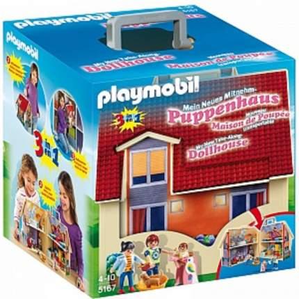Игровой набор Playmobil Возьми с собой Кукольный дом 5167pm