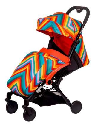 Прогулочная коляска Babyhit amber-zigzag red