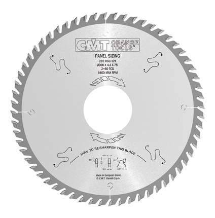 Диск по дереву для дисковых пил CMT 282.072.14J2