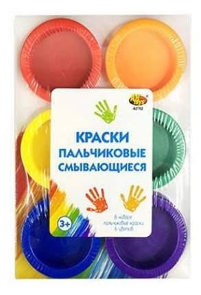 Краски пальчиковые смывающиеся a2752