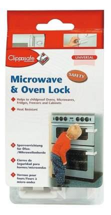 Защитный замок для микров. печи/духовки, белый