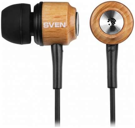 Наушники Sven SEB 12 Brown/Black