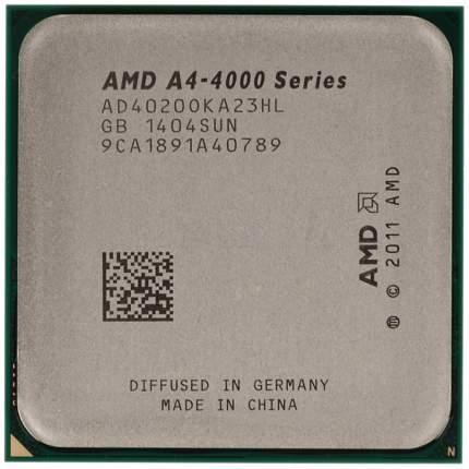 Процессор AMD A4 4020 Box