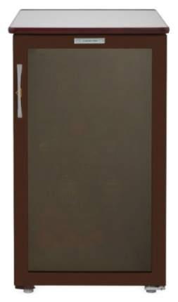Холодильная витрина Саратов 505-01 КШ-120 Коричневый