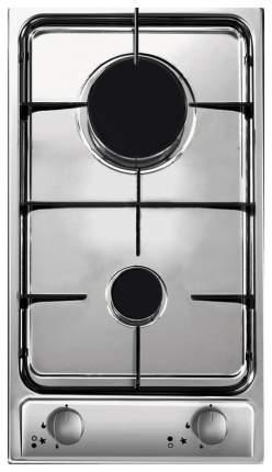 Встраиваемая варочная панель газовая Candy CDG 32/1 SPX Silver