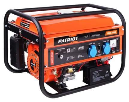 Бензиновый генератор Patriot SRGE 3500E