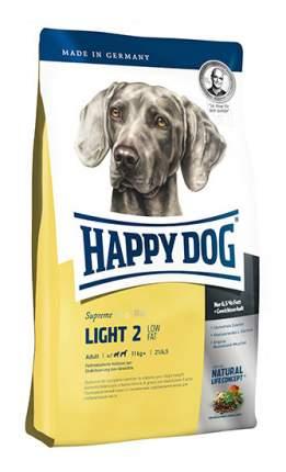 Сухой корм для собак Happy Dog Supreme Fit & Well Light 2, лосось, ягненок яйца, 12,5кг