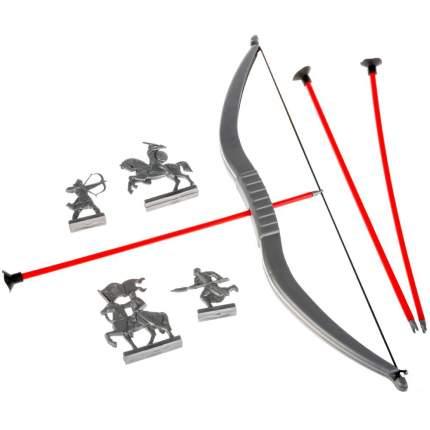 Набор на Поле Боя ( Лук со стрелами и Фигурки воинов) 40 шт.