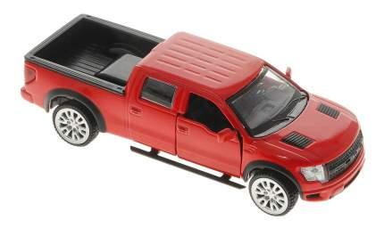 Внедорожник Технопарк Ford F-150 SVT Raptor, красная