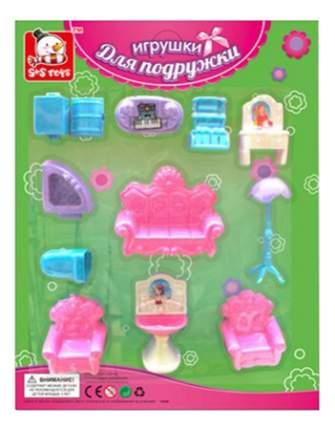 Игрушки для подружки. Ничего лишнего для кукольного дома S+S Toys