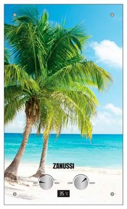 Газовая колонка Zanussi GWH 10 Fonte Glass Paradiso multicolor