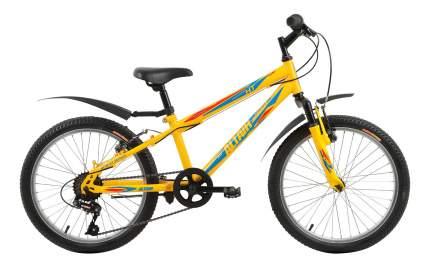 Велосипед двухколесный Altair MTB HT 20 (2017) желтый
