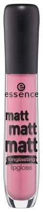 Блеск для губ essence Matt Matt Matt! Lipgloss 01 La Vie Est Belle 5 мл