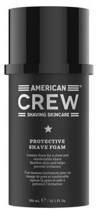 Пена для бритья American Crew Protective Shave Foam Shaving Skincare 300 мл
