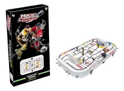 Спортивная настольная игра S+S Toys Настольный хоккей