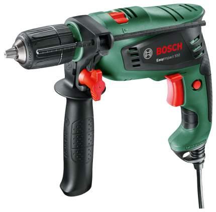 Сетевая ударная дрель Bosch EasyImpact 550 0603130020