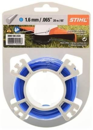 STIHL Струна триммерная кр, сечения 1,6 мм х 20 м