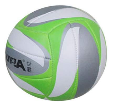 Волейбольный мяч Green Rainbow №5 white/green