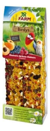 Лакомства для птиц JR Farm Палочки, с черникой и абрикосом