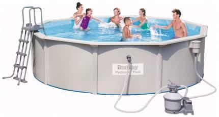 Бассейн каркасный Bestway Hydrium Pool Set 56384