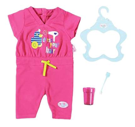 Пижама для Baby Born Zapf Creation