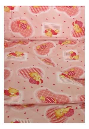 Пододеяльник Фея 110x140 Мишки розовый