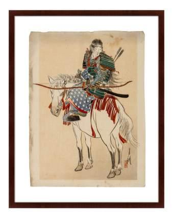 Картина Картины в Квартиру Самурай №2 79 х 100 см