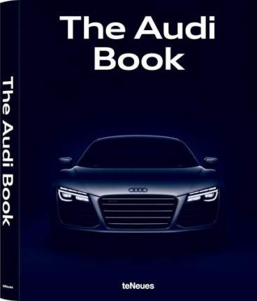 Книга The Audi Book