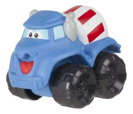 Машинка пластиковая CHUCK & FRIENDS Бетономешалка Харди 5 см