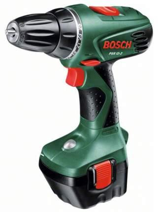 Аккумуляторная дрель-шуруповерт Bosch PSR 12-2 0603951J20