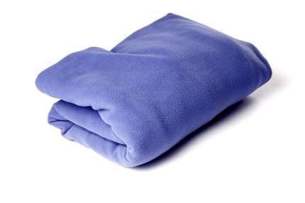 Плед для йоги RamaYoga Сурья, синий