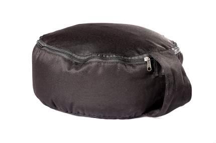 Подушка для йоги RamaYoga Spiritual, черный