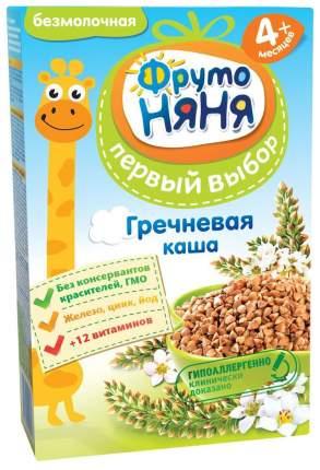 Каша безмолочная ФрутоНяня Гречневая с 4 мес. 200 г