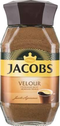 Кофе растворимый Jacobs velour 95 г