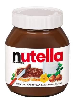 Паста шоколадная Nutella с добавлением какао 180 г