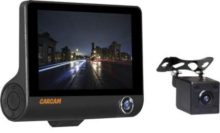 Видеорегистратор CARCAM  D3 с GPS информатором