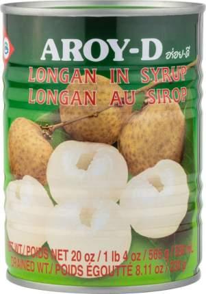 Лонган Aroy-D в сиропе 565 г